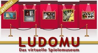 Ludomu - das virtuelle Spielemuseum