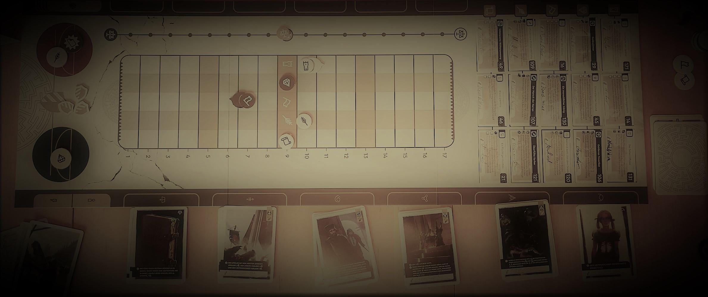 The King's Dilemma - Online-Spiel - Foto von Alex Sch.