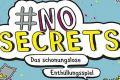 No Secrets - Ausschnitt - Foto von Moses.Verlag