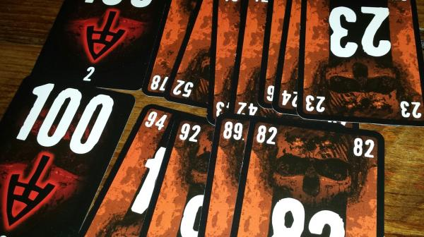 Kartenspiel The Game - Foto von Hendrik Breuer