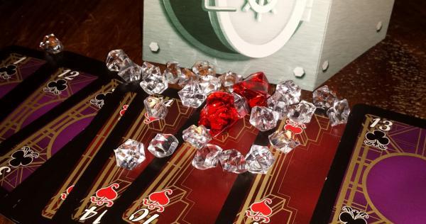 Diamonds, Material - Foto von Hendrik Breuer