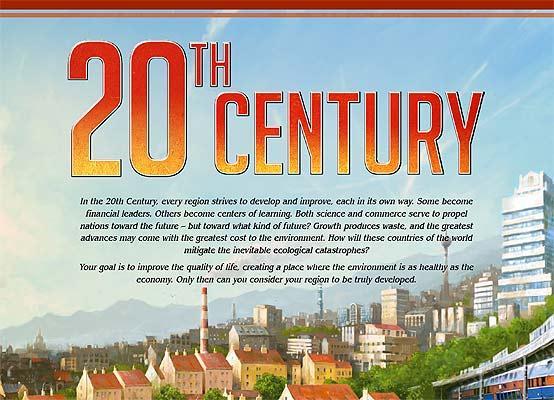 Das 20. Jahrhundert von
