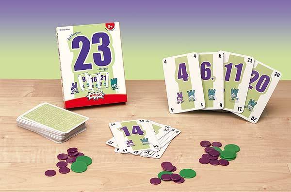 23 von Amigo Spiele