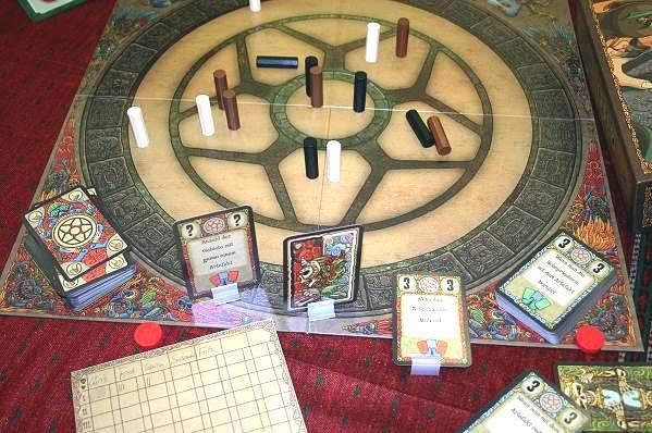 Dei 3 Gebote von Reich der Spiele