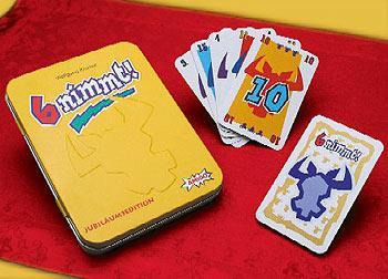 6 nimmt Jubiläumsedition von Amigo Spiele