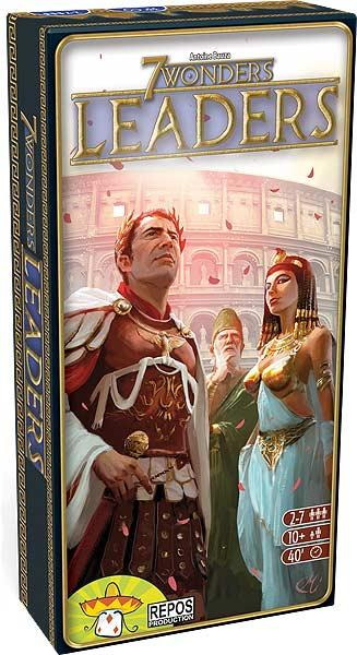 7 Wonders - Leaders von Repos