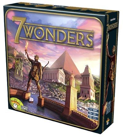 7 Wonders von Repos Production