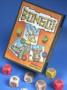 Bongo von Heidelberger Spieleverlag