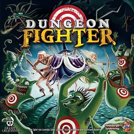 Dungeon Fighter von Heidelberger Spieleverlag