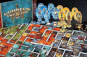 Dungeon Twister von Anita Borchers