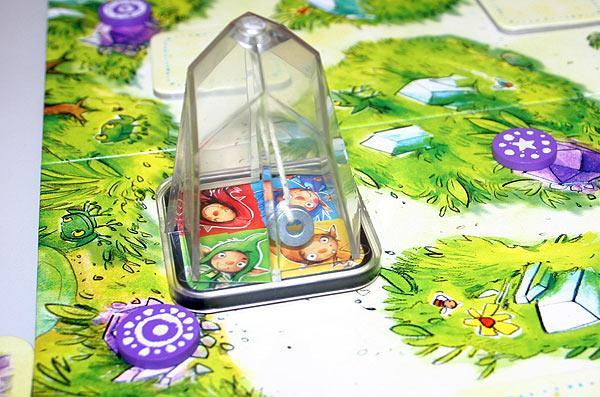 Kinderspiele auf der Spielwarenmesse von Reich der Spiele