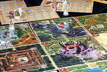 Im Schatten des Drachen von Reich der Spiele