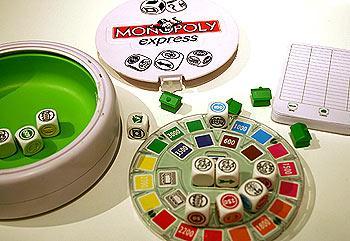 Monopoly Express von Reich der Spiele