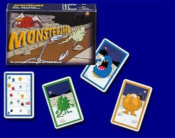 Monsterjagd von Reich der Spiele