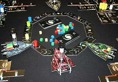 Space Dealer von Reich der Spiele