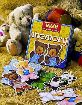 Teddy Memory von Ravensburger