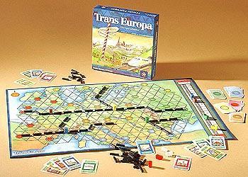 Trans Europa von Winning Moves