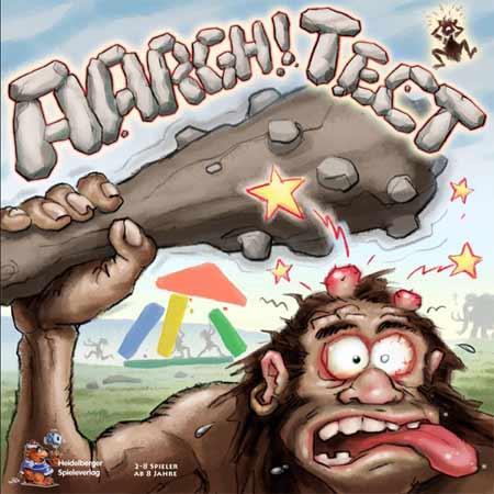 Aaargh! Tect von Heidelberger Spieleverlag