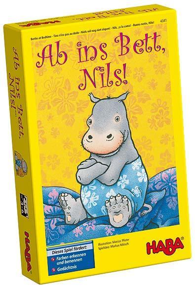 Ab ins Bett, Nils von Haba