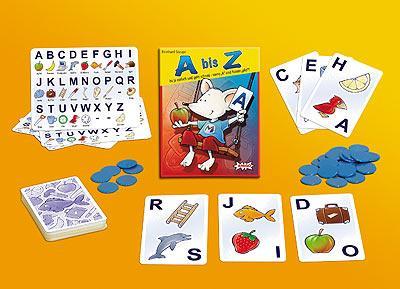 A bis Z von Amigo Spiele