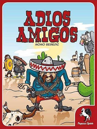 Adios Amigos von Pegasus Spiele