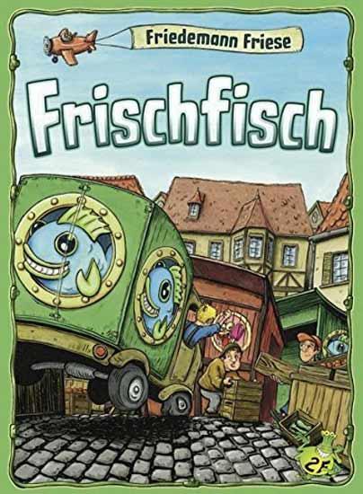 Schachtel von Frischfisch - Foto von 2F