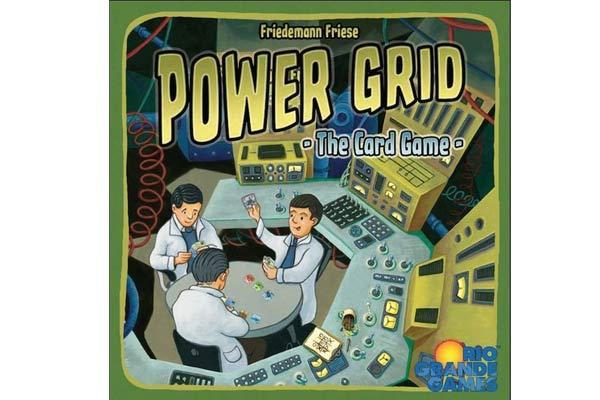 Funkenschlag - Das Kartenspiel - US-Version - Foto von Rio Grande Games