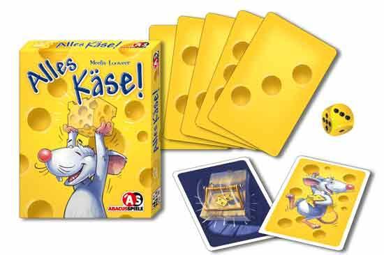 Alles Käse - Foto von Abacusspiele