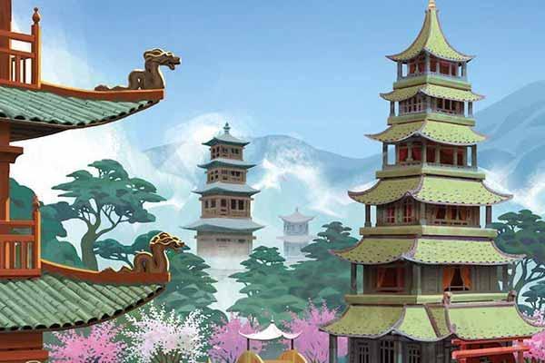 Tajuto - Ausschnitt - Foto von Abacusspiele