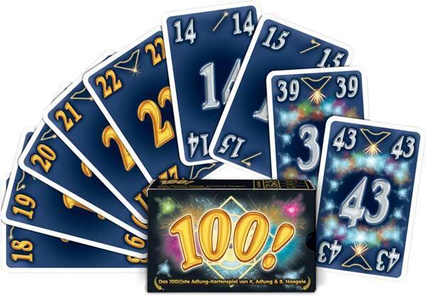 Kartenspiel 100 - Foto von Adlung Spiele