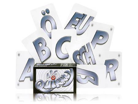 ABC Quirrly von Adlung Spiele