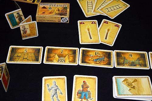 Im Bann der Pyramide von Reich der Spiele
