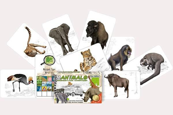 Manimals Serengeti-Park Hodenhagen - Foto von Adlung Spiele