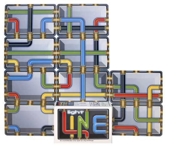 Kartenspiel Light-Line - Foto von Adlung Spiele