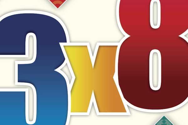 3x8 - Ausschnitt - Foto von Amigo Spiele