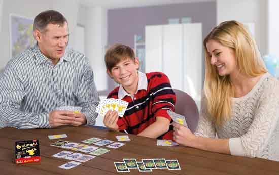Kartenspiel 6 Nimmt - Jubiläumsausgabe 2014 - Foto von Amigo Spiele