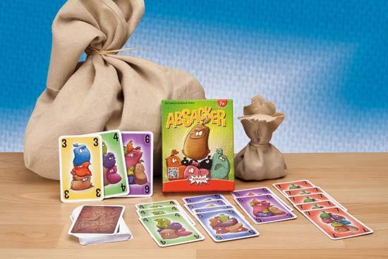 Kartenspiel Absacker - Foto von Amigo