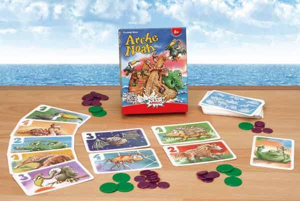 KInderspiel und Kartenspiel Arche Noah - Foto von Amigo Spiele