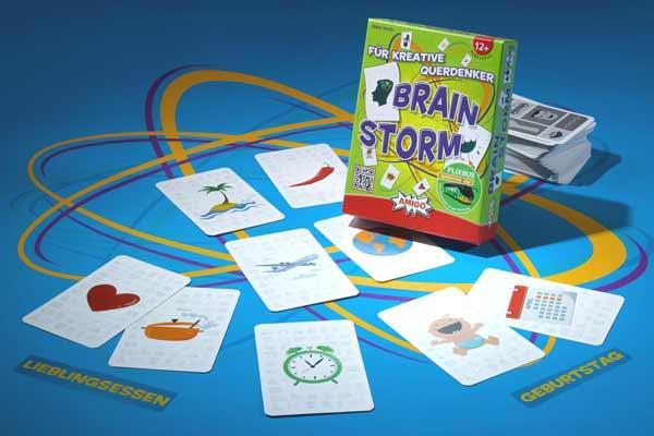 Kartenspiel Brain Storm - Foto von Amigo Spiele