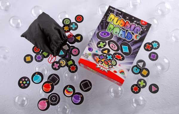 Gesellschaftsspiel Bubble Bomb - Foto von Amigo Spiele