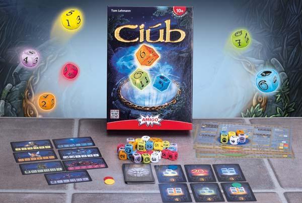Gesellschaftsspiel Ciub - Foto von Amigo Spiele