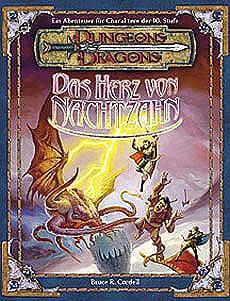 Dungeons & Dragons -Das Herz von Nachtzahn - Foto von Amigo Spiele