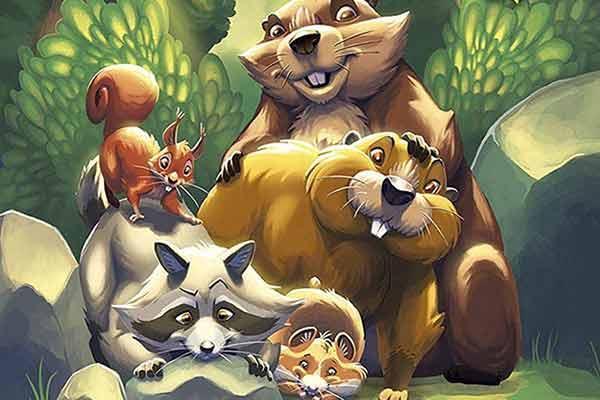 Fette Beute - Auschnitt - Foto von Amigo Spiele