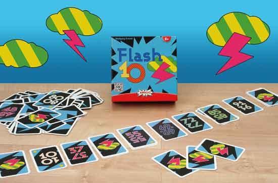 Kartenspiel Flash 10 - Foto von Amigo Spiele