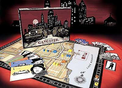 Brettspiel Gangster - Foto von Amigo Spiele