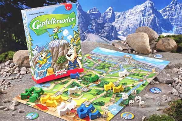 Gipfelkraxler - Foto von Amigo Spiele