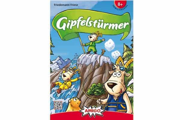 Familienspiel Gipfelstürmer - Foto von Amigo Spiele