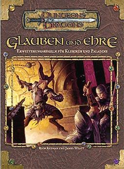 Dungeons & Dragons: Glauben und Ehre - Foto von Amigo Spiele