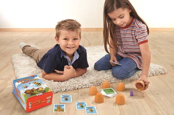 Kinderspiel Honigbienchen - Foto von Amigo Spiele