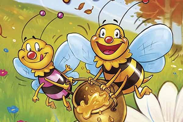Honigtöpfchen - Ausschnitt - Foto von Amigo Spiele